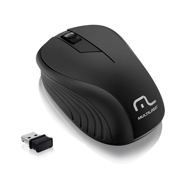 Mouse-sem-fio-usb-preto-Multilaser