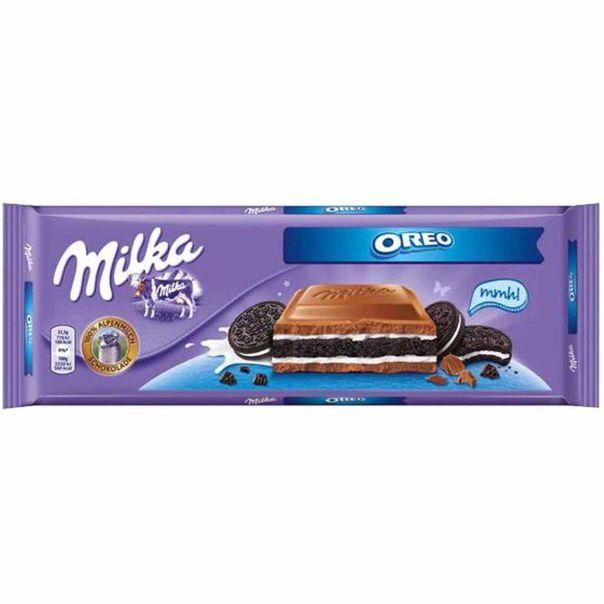 Tablete-de-chocolate-ao-leite-oreo-Milka-300g