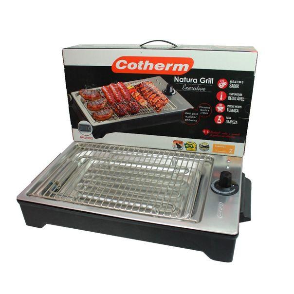 Churrasqueira-eletrica-natura-grill-executive-Cotherm-