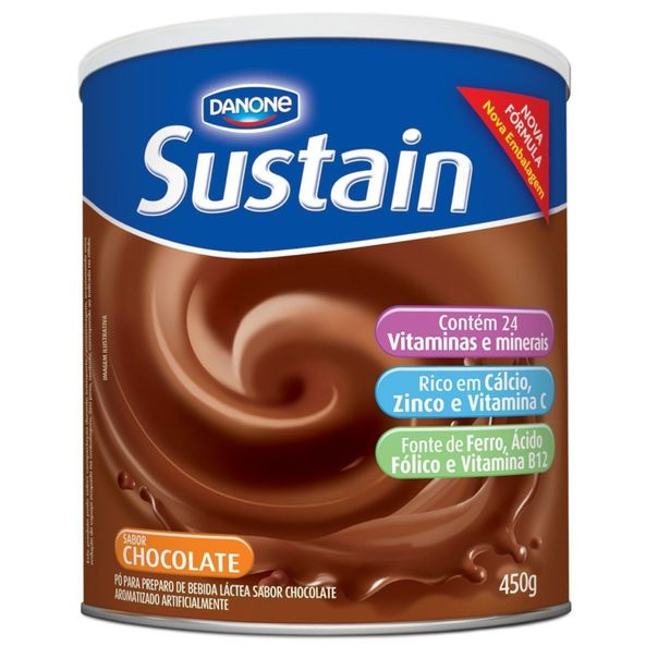 Composto-alimentar-sabor-chocolate-Sustain-450g
