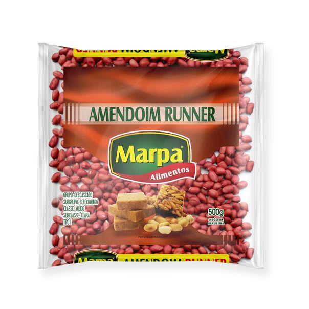 Amendoim-runner-Marpa-500g