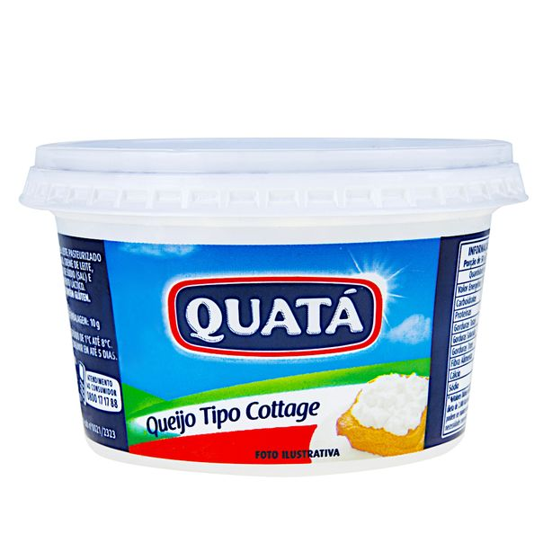 Queijo-cottage-Quata-250g