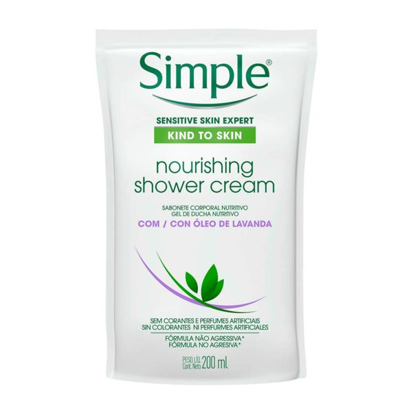 Sabonete-liquido-corporal-nutritivo-com-oleo-de-lavanda-Simple-200ml