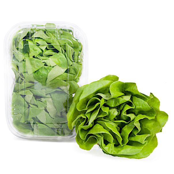 Alface-lisa-bandeja-Mil-Green-250g