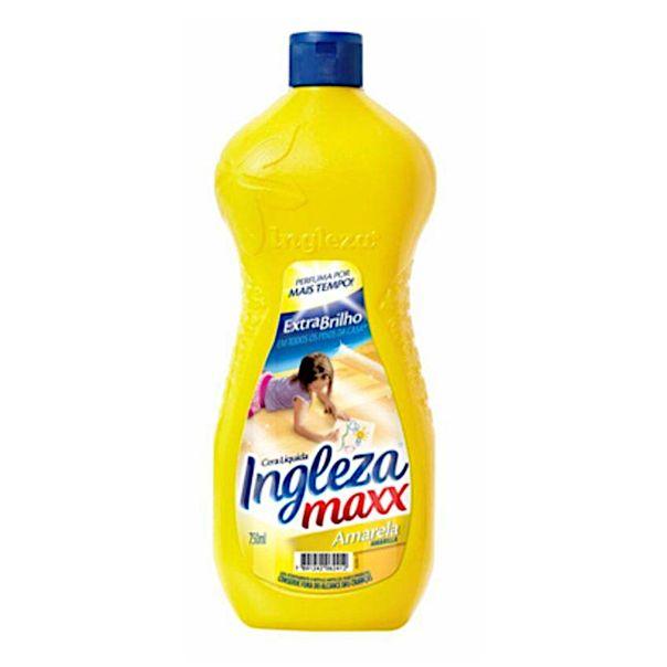 Cera-liquida-amarela-maxx-Ingleza-750ml