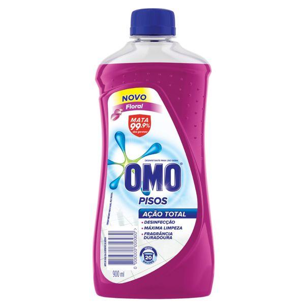 Limpador-de-piso-desinfetante-floral-Omo-900ml