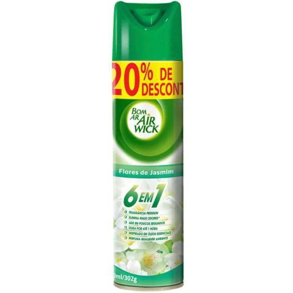 Purificador-de-ar-aerosol-bom-ar-flores-de-jasmin-Air-Wick-360ml