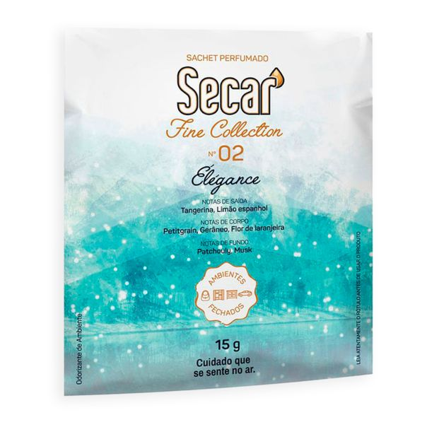 Sachet-perfumado-fine-collection-elegance-Secar-15g