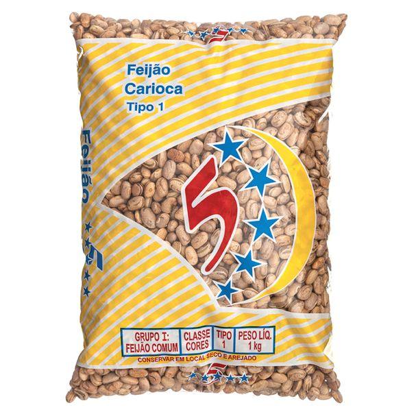 Feijao-carioca-tipo-1-5-Estrelas-1kg