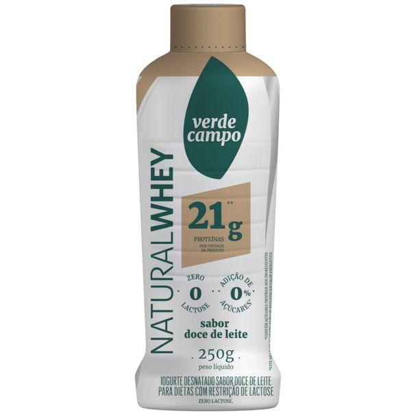 Iogurte-desnatado-sem-lactose-natural-whey-Verde-Campo-250g