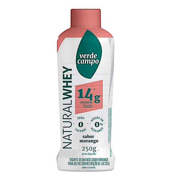 Iogurte-whey-sabor-morango-Verde-Campo-250g-