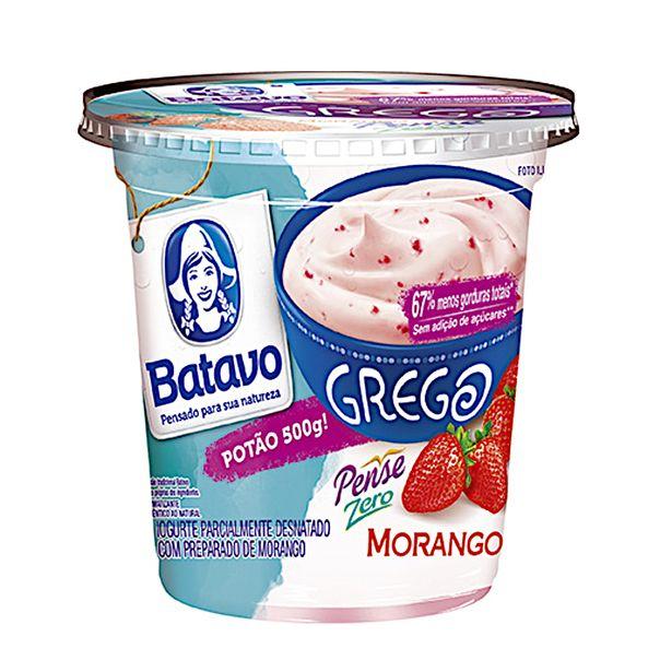 Iogurte-pedacos-pense-zero-sabor-morango-Batavo-500g