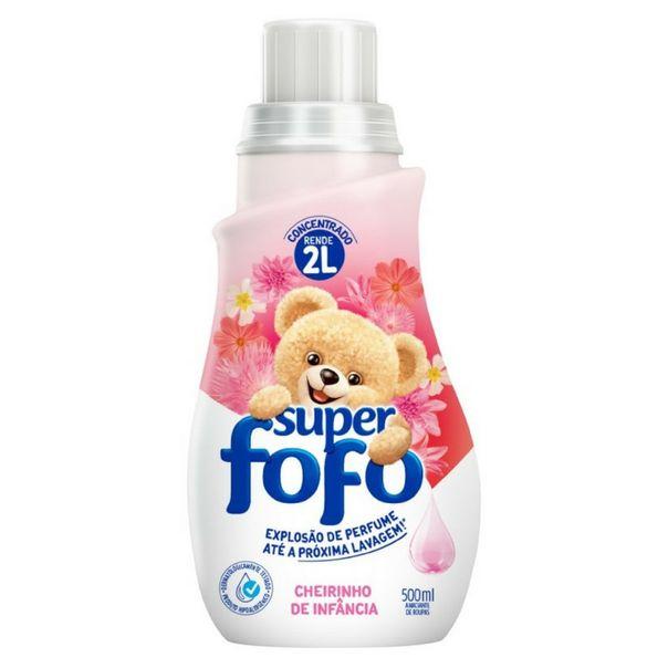 Amaciante-concentrado-cheirinho-de-infancia-Fofo-500ml