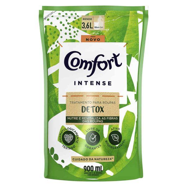 Amaciante-concentrado-intense-detox-refil-Comfort-900ml