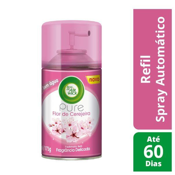 Desodorizador-de-ar-aerosol-freshmatic-flor-de-cereja-refil-Bom-Ar-250ml