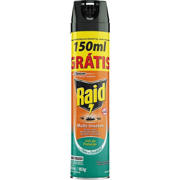 Inseticida-multi-insetos-Raid-420ml