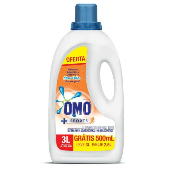 Lava-roupa-liquido-sports-Omo-5-litros