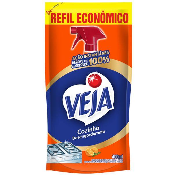 Limpa-cozinha-desengordurante-laranja-refil-Veja-400ml