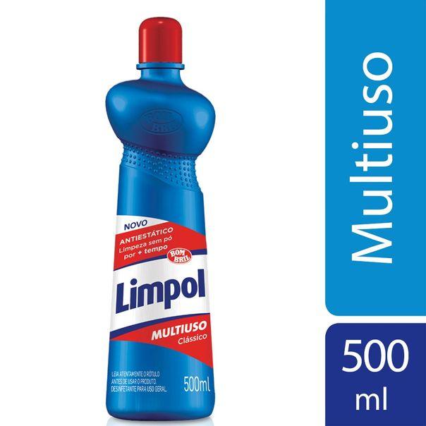 Limpador-multiuso-classico-Limpol-500ml