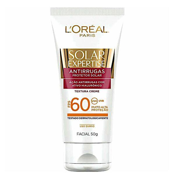 Protetor-solar-facial-expertise-antirrugas-fps60-L-oreal-50g