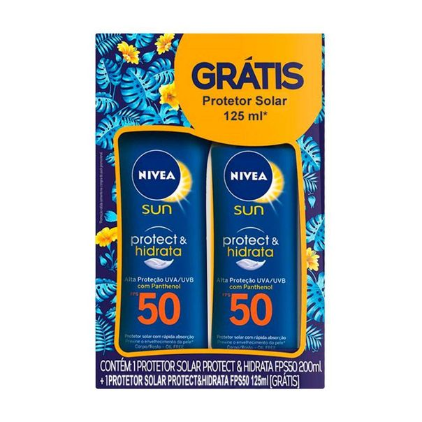 Protetor-solar-fps50-200ml-gratis-fps50-Nivea-125ml