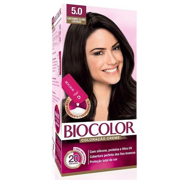 Tintura-permanente-kit-5.0-castanho-claro-Biocolor
