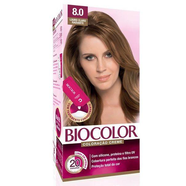 Tintura-permanente-kit-8.0-louro-claro-Biocolor