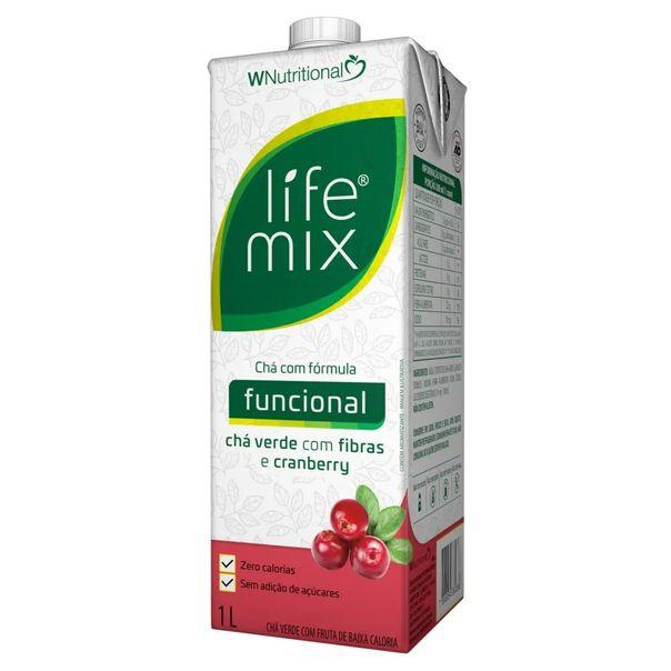 Cha-verde-sabor-cranberry-Life-Mix-1-litro