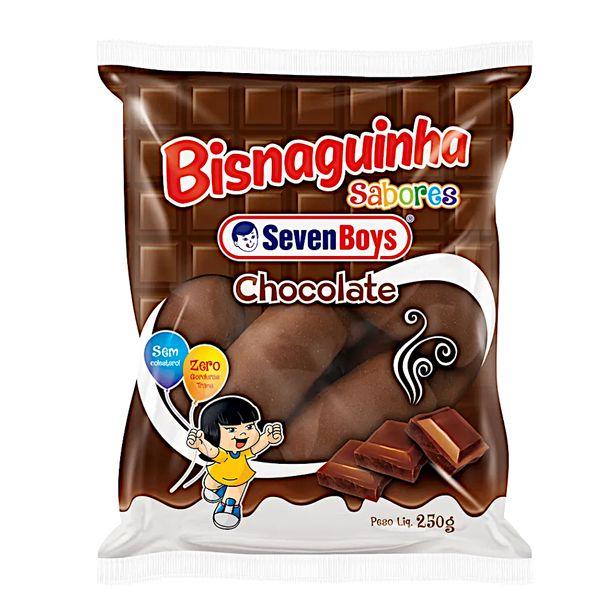 Bisnaguinha-chocolate-Seven-Boys-250g