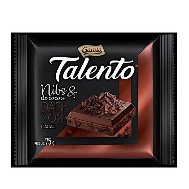 Mini-tablete-de-chocolate-meio-amargo-dark-talento-Garoto-75g