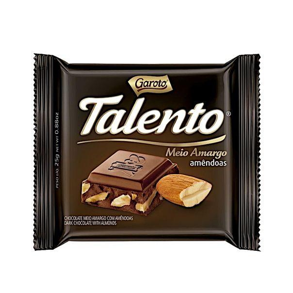 Mini-tablete-de-chocolate-meio-amargo-talento-Garoto-25g