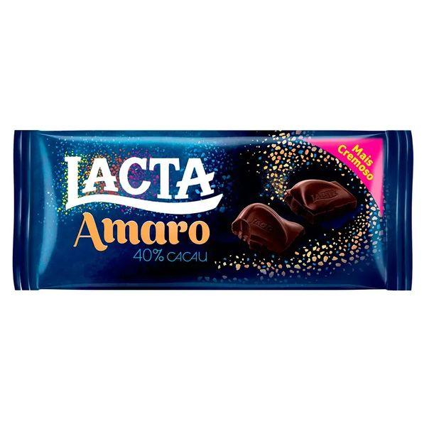 Tablete-de-chocolate-40--cacau-amaro-Lacta-90g