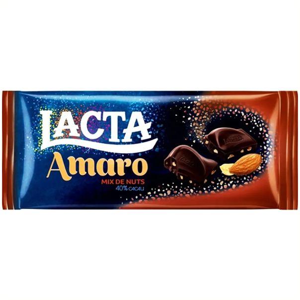 Tablete-de-chocolate-amaro-mix-de-nuts-40--cacau-Lacta-90g