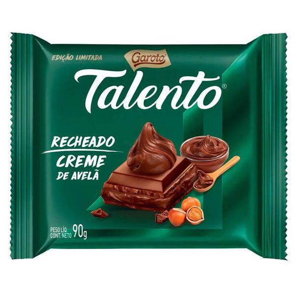 Tablete-de-chocolate-sabor-creme-de-avela-talento-Garoto-90g