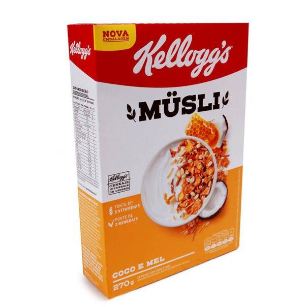 Cereal-matinal-musli-chocolate-kellness-Kelloggs-270g