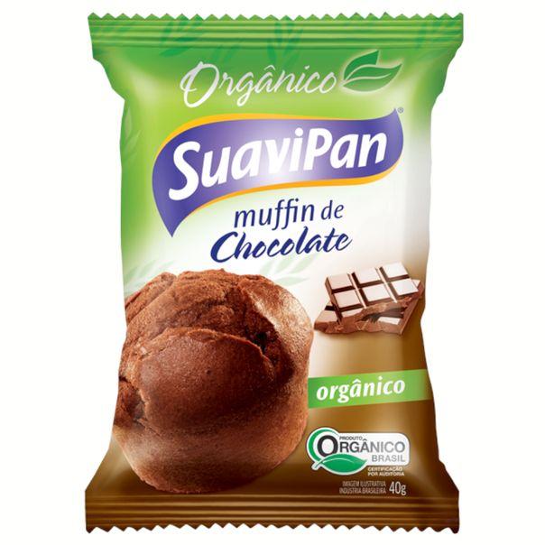 Mini-bolo-muffin-sabor-chocolate-organico-Suavipan-40g