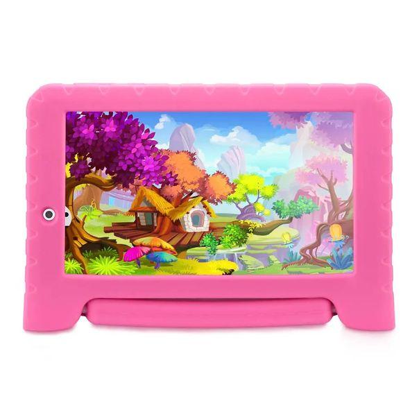 Tablet-kid-pad-plus-rosa-com-8GB-Multilaser