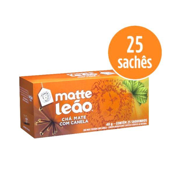 Cha--Canela-Matte-Leao-40g