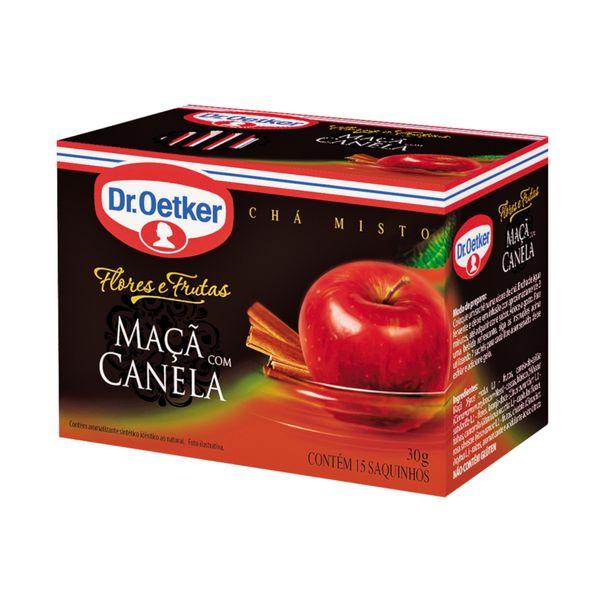 Cha-Maca-e-Canela-Oetker-30g