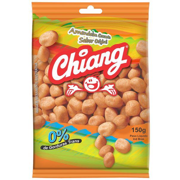 Amendoim-crocante-natural-Chiang-150g