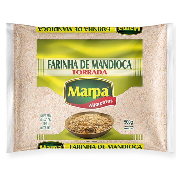 Farinha-de-mandioca-torrada-Marpa-500g