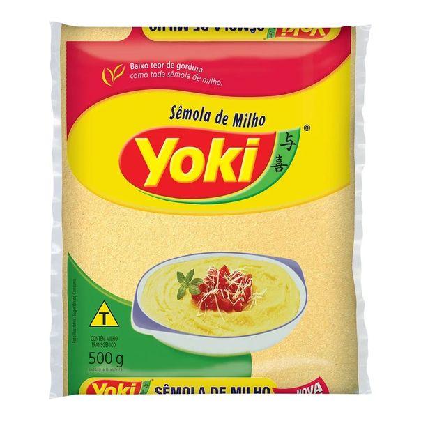 Semola-de-Milho-Yoki-500g