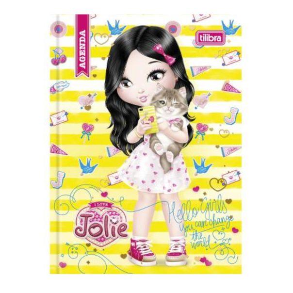 Agenda-escolar-Jolie-Tilibra