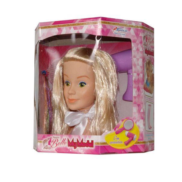 Boneca-belle-my-model-Apolo