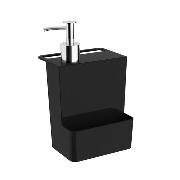 Dispenser-multi-preto-Coza-600ml