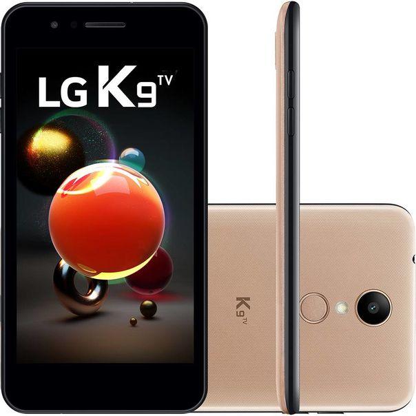 Smartphone-K9-dourado-LG