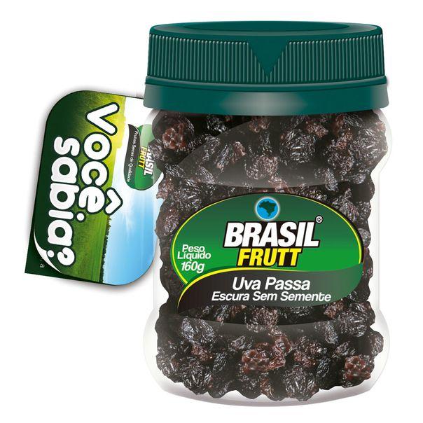 Uva-passa-escura-sem-semente-Brasil-Frutt-160g