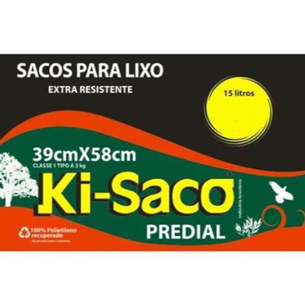 Saco-para-lixo-preto-resistente-com-20-unidades-Kisaco-15-litros-