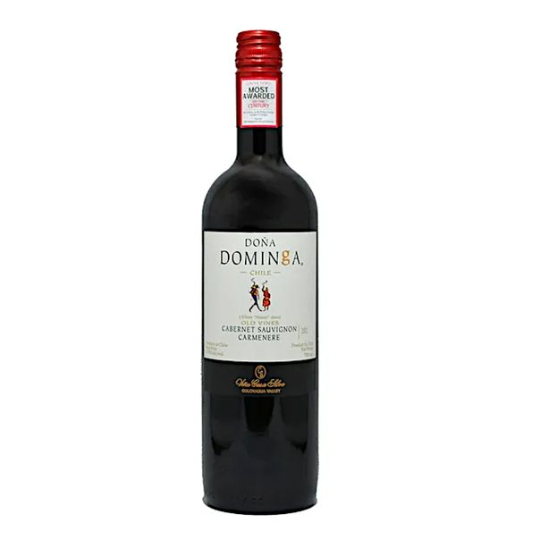 Vinho-tinto-chileno-reserva-cabernet-Dona-Dominga-750ml