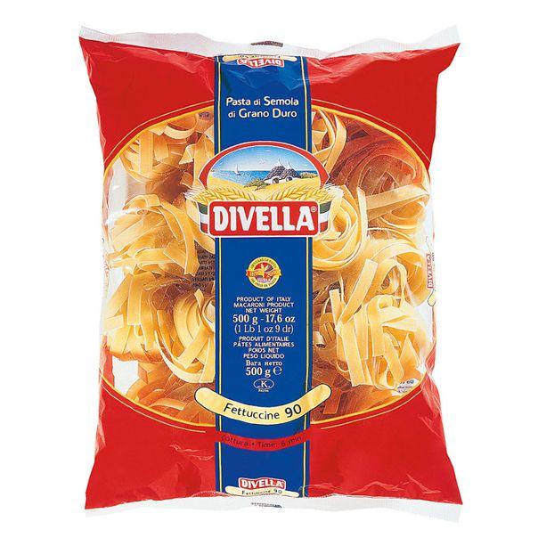 Massa-grano-duro-fettucine-Divella-500g